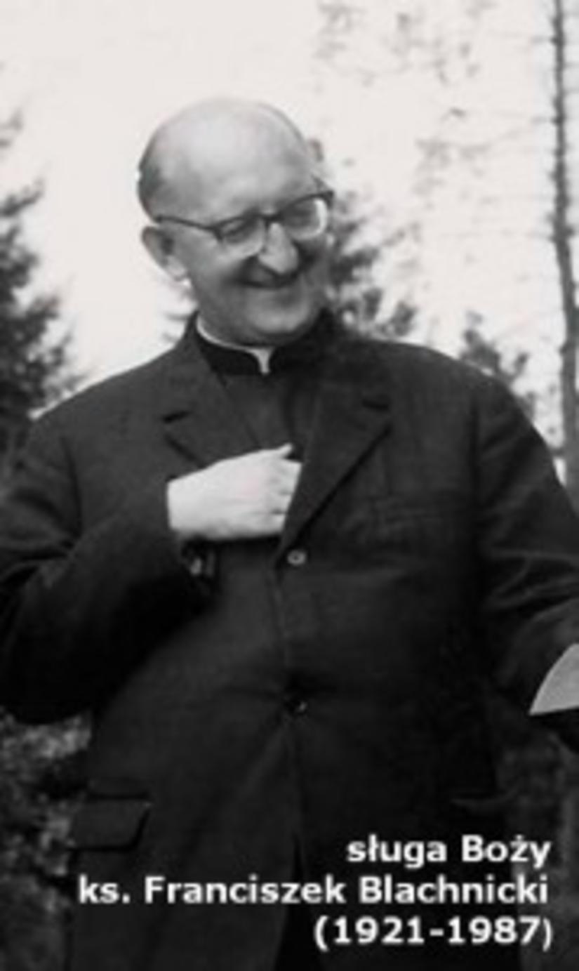 Msza św. o beatyfikację  Sługi Bożego ks. Franciszka Blachnickiego