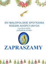 Małopolskie Spotkanie Rodzin Adopcyjnych
