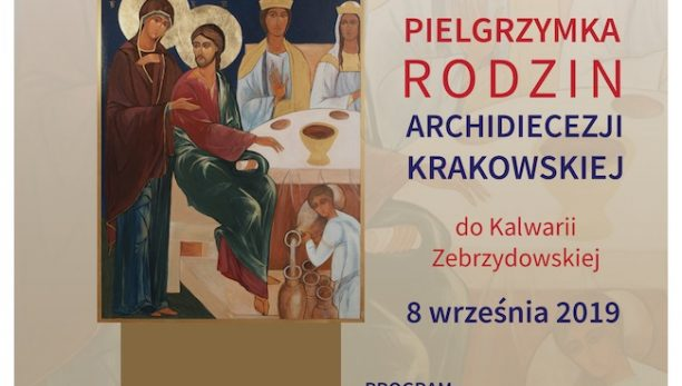 Transmisja Mszy Świętej  z Pielgrzymki Rodzin do Kalwarii Zebrzydowskiej